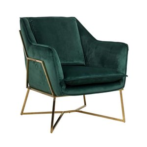 Richmond Interiors Aurelia Fauteuil Groen