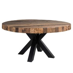 Richmond Interiors Bodhi Eettafel Large Black