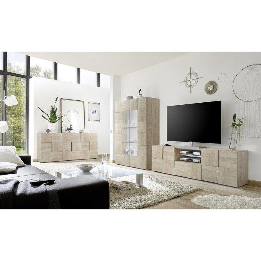 Dama TV-meubel Large Oak