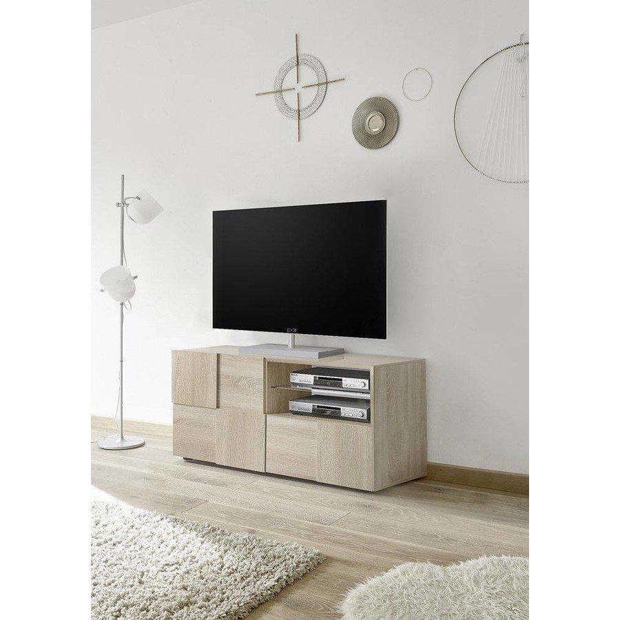 Dama TV-meubel Small Oak