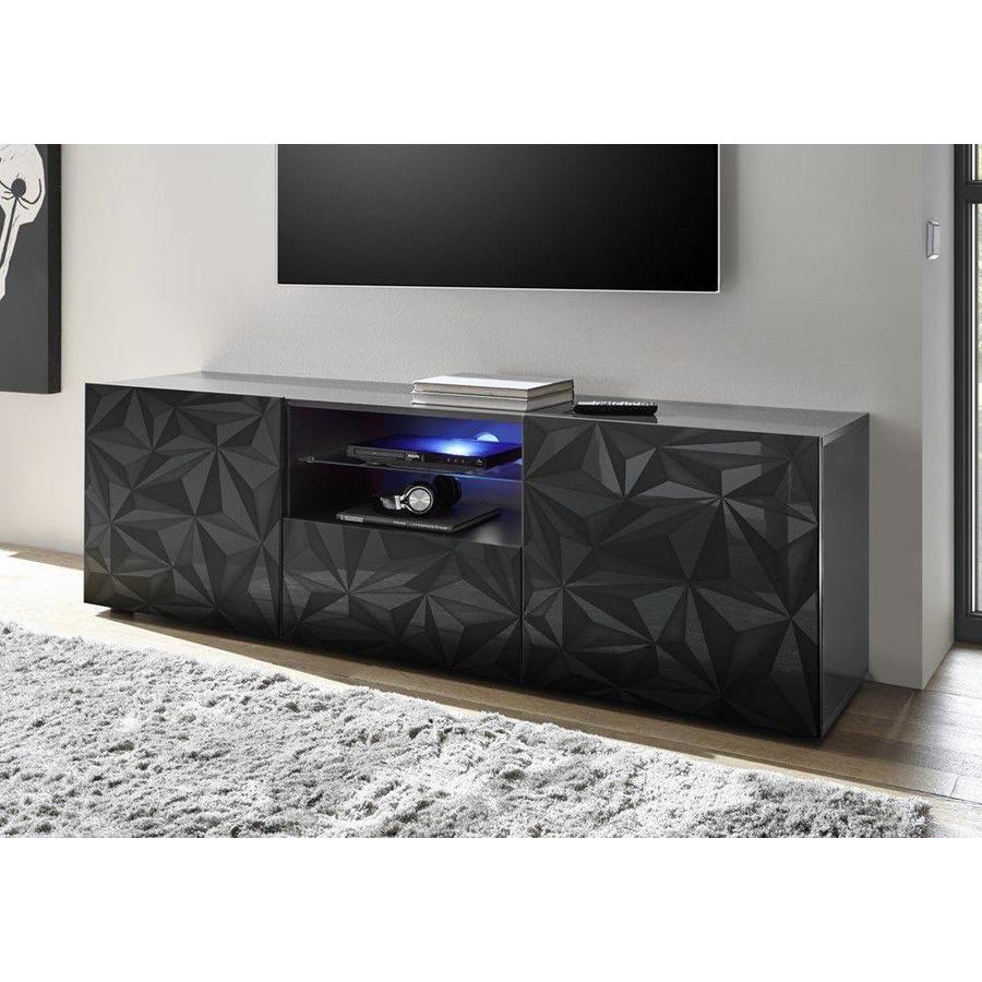 Prisma TV-meubel Grijs