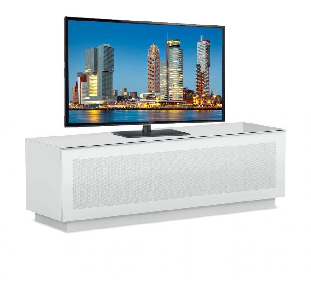 Exclusive TV meubel Wit Gemonteerd