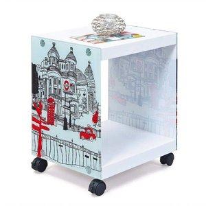 Interlink SAS Cube Bijzettafel London