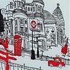 Cube Bijzettafel London