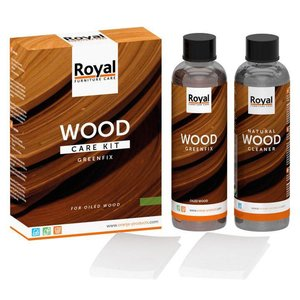 Oranje Furniture Care Wood Care Kit Geolied hout