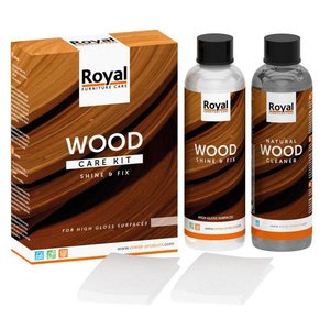 Oranje Furniture Care Wood Care Kit Hoogglans