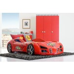 Racer Autobed Rood