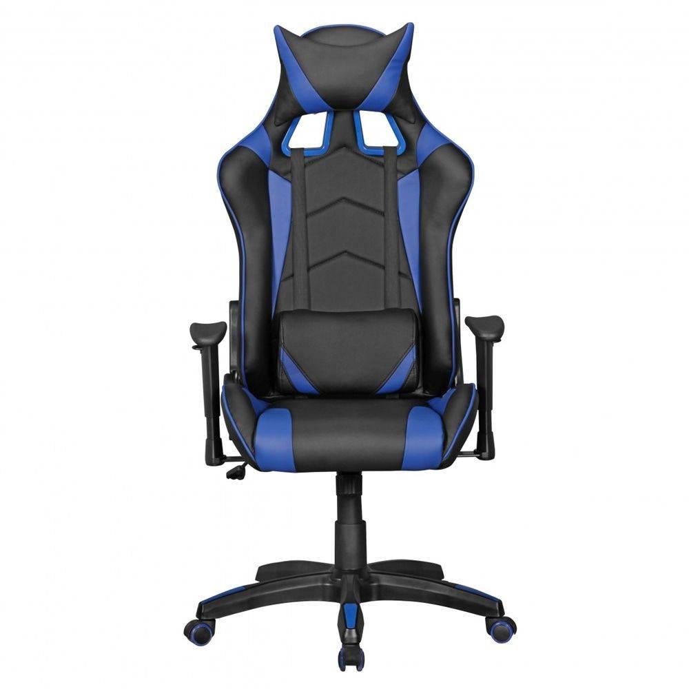 Bureaustoel Blauw Zwart.Sky Style Score Bureaustoel Zwart Blauw