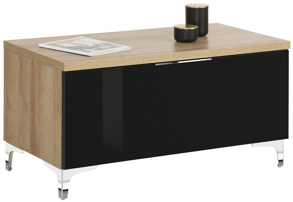 Smalle Tv Meubel : Bol true furniture seven tv meubel smal truffel eiken