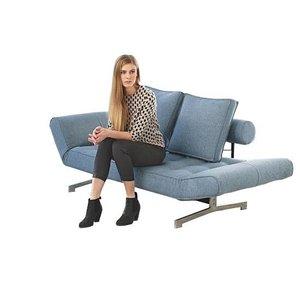 Innovation Ghia Slaapbank Lichtblauw