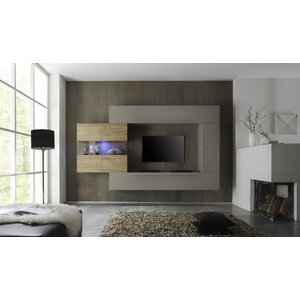 Benvenuto Design Line TV wandmeubel Two