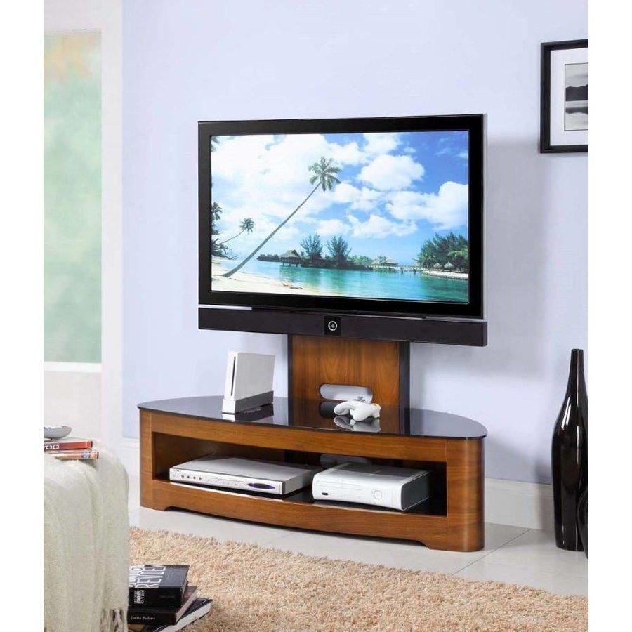 Norwich TV meubel Walnoot