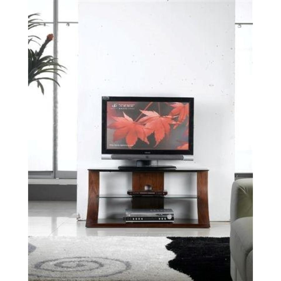 Dudley Large TV meubel Walnoot