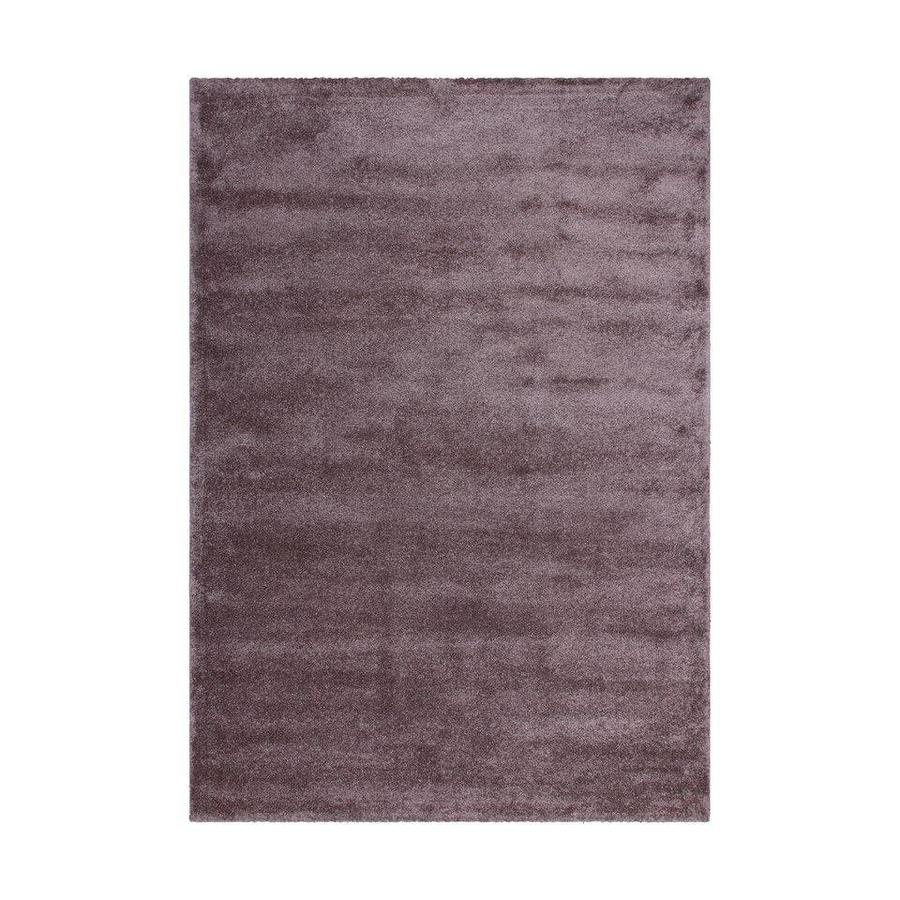 Softtouch Vloerkleed 160 x 230 cm Pastel Paars