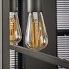 6x Lichtbron LED filament druppel