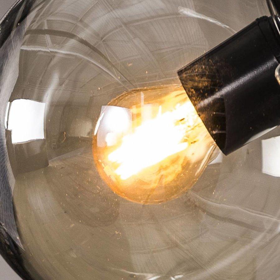 2x Lichtbron LED filament bol Ø4,5