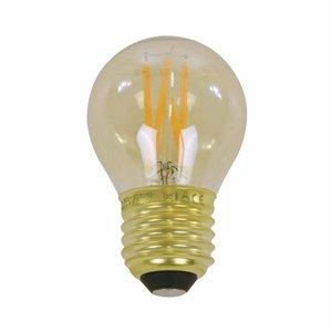 Davidi Design 3x Lichtbron LED filament bol ø4,5