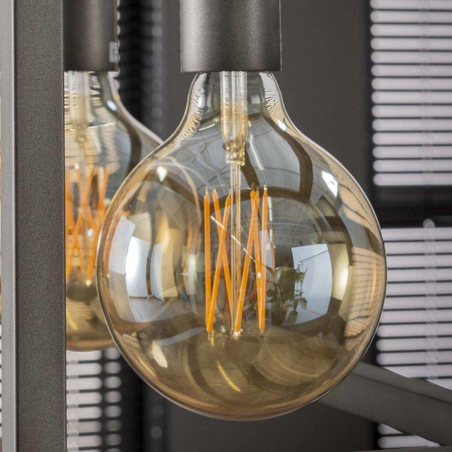 2x Lichtbron LED filament bol ø12,5