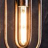 6x Lichtbron LED filament buis 18,5 cm