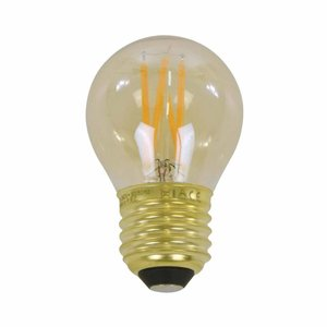 Davidi Design 5x Lichtbron LED filament bol ø4,5