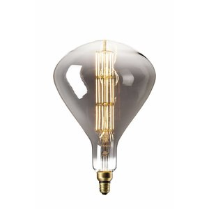 Calex Holland Sydney LED lamp Titanium