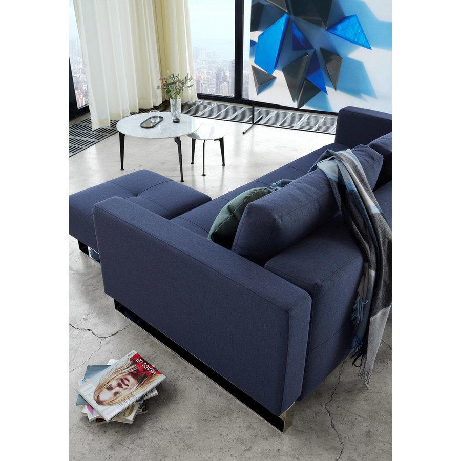 Cassius Slaapbank Deluxe Blauw