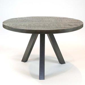 Davidi Design Sally Eettafel Leem Ø120 cm