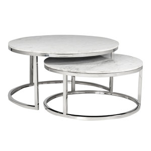 Richmond Interiors Levanto Salontafel Set Rond