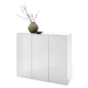 Nova Design Vicenza Schoenenkast Large Wit