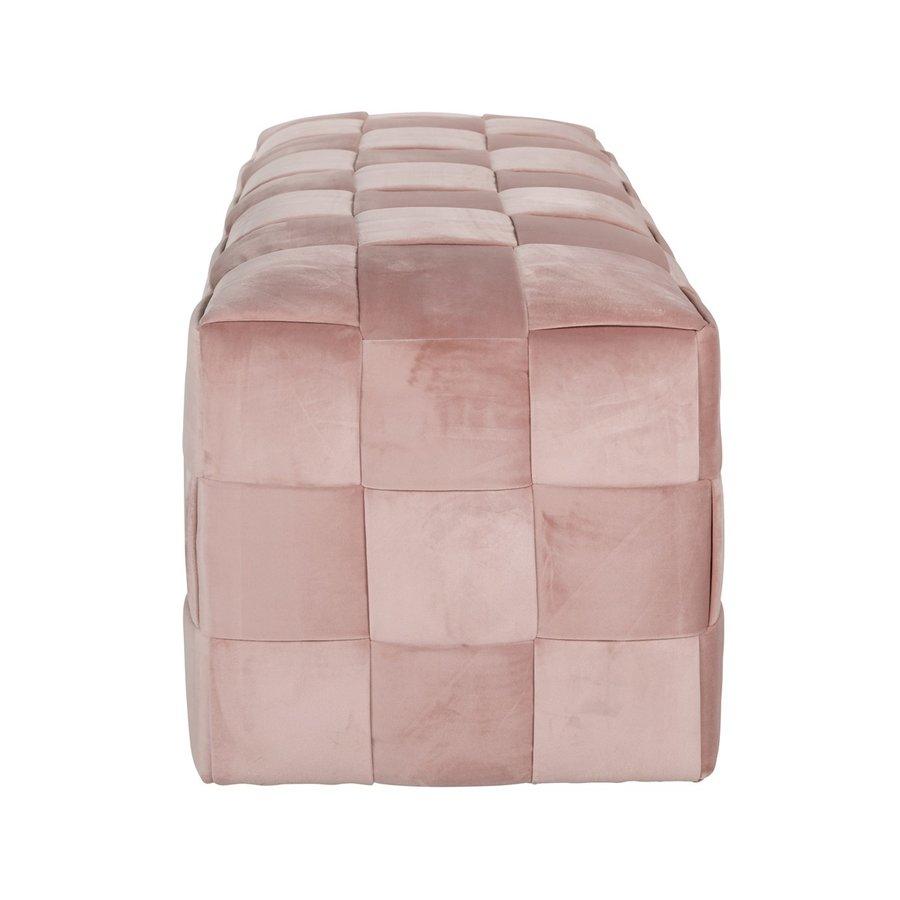 Woven Halbank Roze