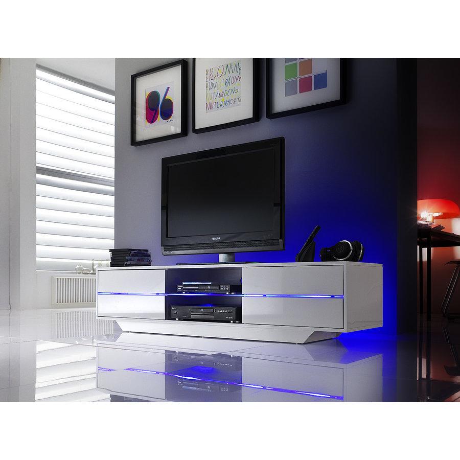 Blues TV-meubel