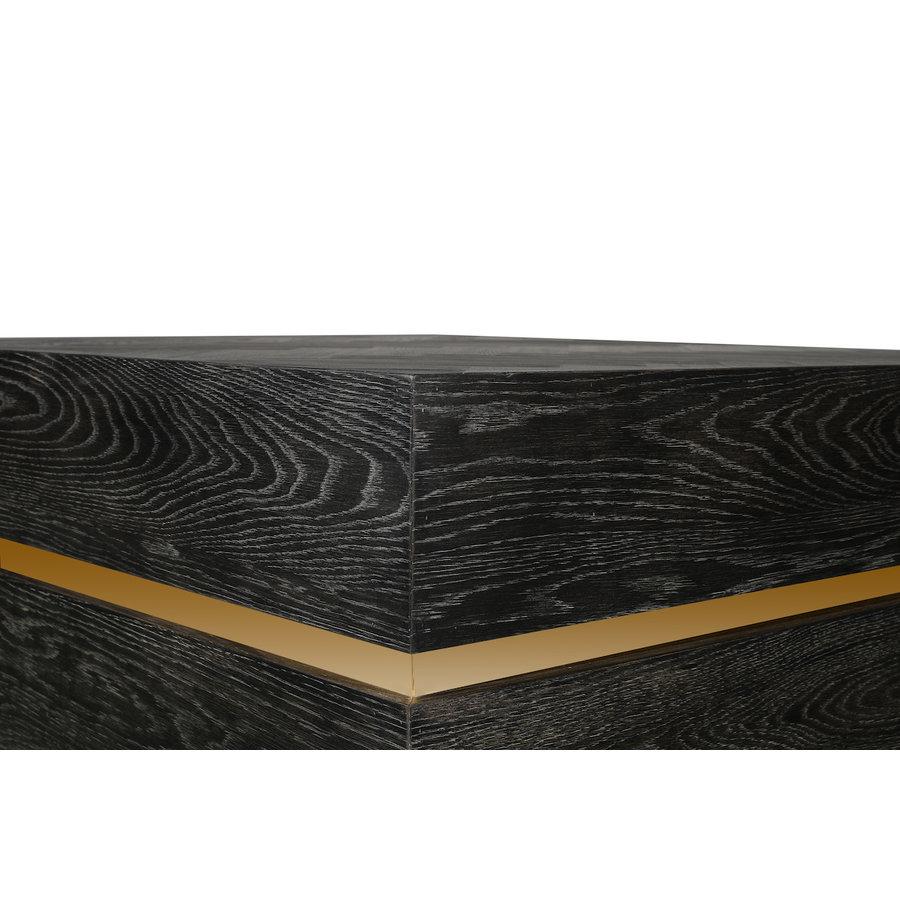 Blackbone Salontafel Blok Goud