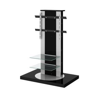 Hubertus Meble Roma TV-meubel Two Zwart