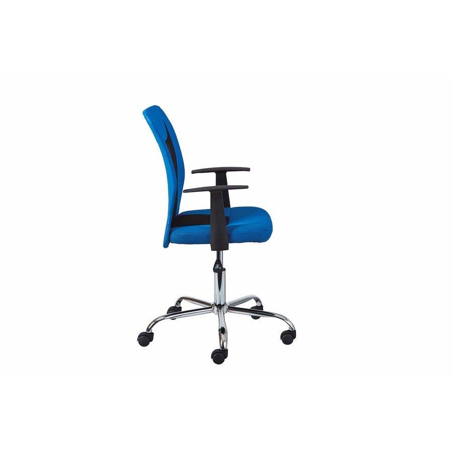 Donny Kinderbureaustoel Blauw