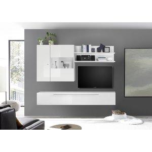 Benvenuto Design Bex TV-wandmeubel 27 Wit