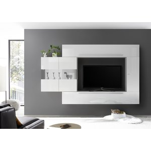 Benvenuto Design Bex TV-wandmeubel 28 Wit