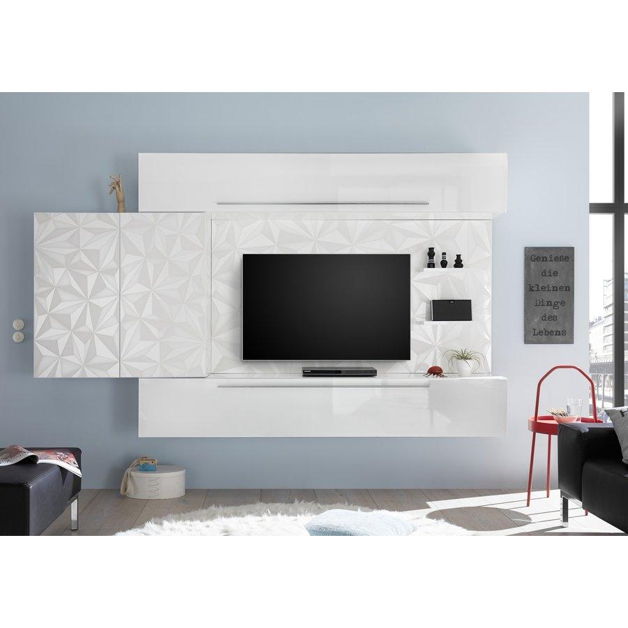 Bex TV-wandmeubel 52
