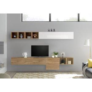 Benvenuto Design Bex TV-wandmeubel 30 Eiken