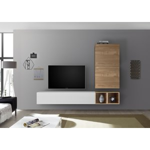 Benvenuto Design Bex TV-wandmeubel 40 Eiken