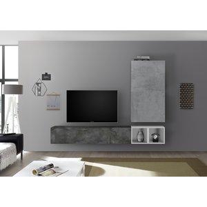 Benvenuto Design Bex TV-wandmeubel 40 Oxid