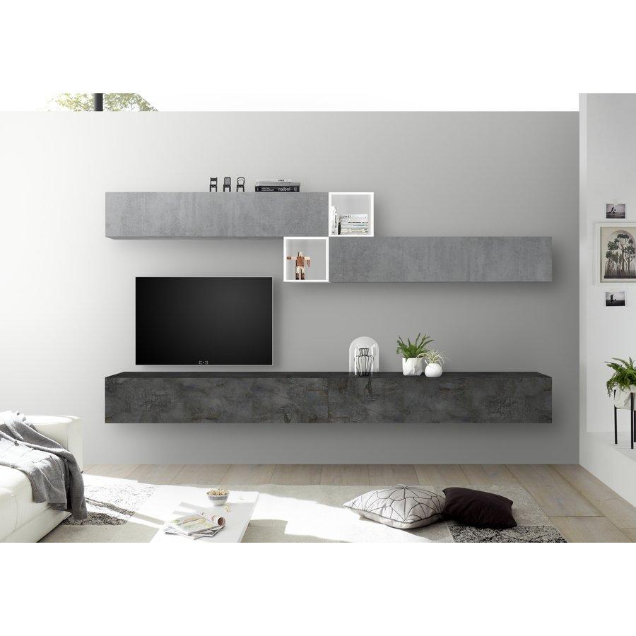 Bex TV-wandmeubel 47 Oxid