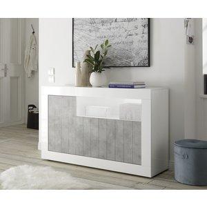 Benvenuto Design Urbino Dressoir 138 cm Wit / Beton