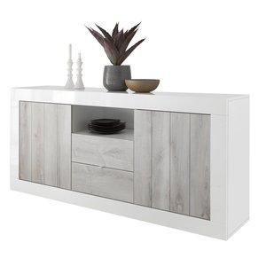 Benvenuto Design Urbino Dressoir 184 cm Wit / Eiken