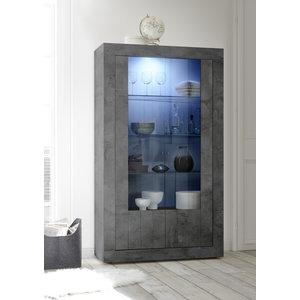 Benvenuto Design Urbino Vitrinekast Oxid