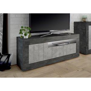 Benvenuto Design Urbino TV-meubel Oxid / Beton