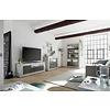 Urbino TV-meubel Beton / Oxid