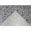 Yoga Vloerkleed 120 x 170 cm Grijs