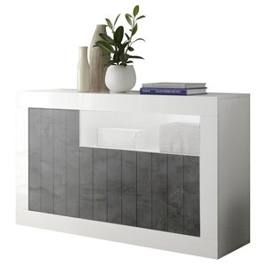 Benvenuto Design Urbino Dressoir 138 cm Wit / Oxid