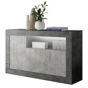 Benvenuto Design Urbino Dressoir 138 cm Oxid / Beton