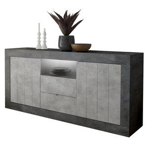 Benvenuto Design Urbino Dressoir 184 cm Oxid / Beton